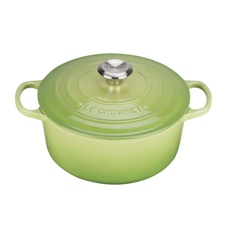 Le Creuset Signature Round French Oven 28cm - 6.7L Palm