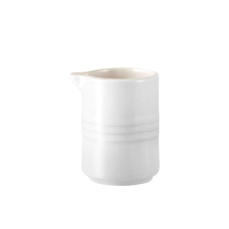 Le Creuset Stoneware Milk Jug 150ml Cotton