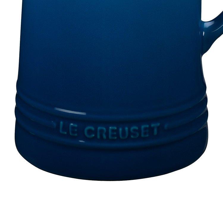 Le Creuset Stoneware Pitcher 1.5L Marseille Blue