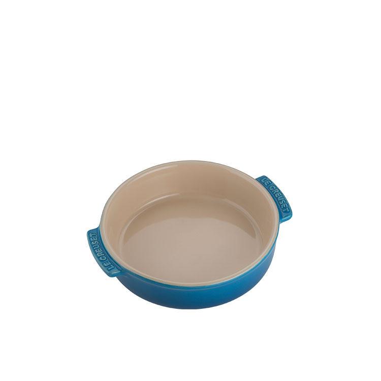 Le Creuset Stoneware Tapas Dish Marseille Blue