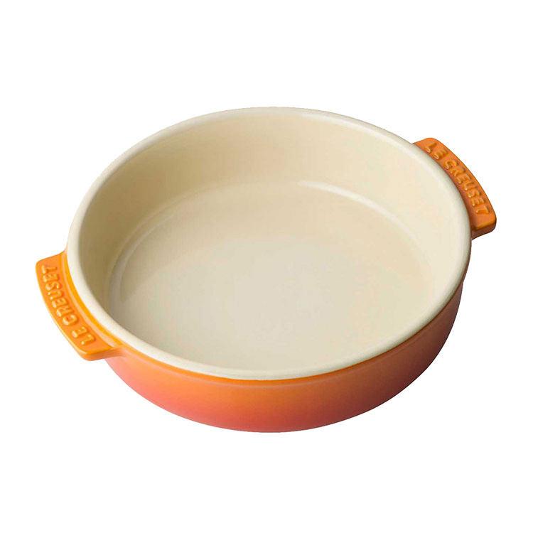 Le Creuset Stoneware Tapas Dish Volcanic