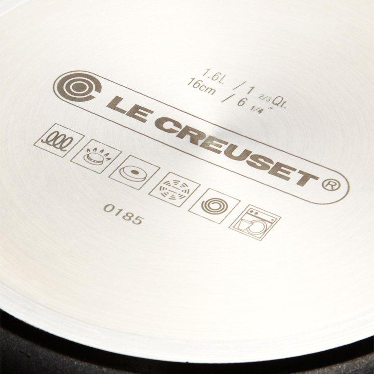 Le Creuset Toughened Non-Stick Milk Pan 16cm - 1.6L
