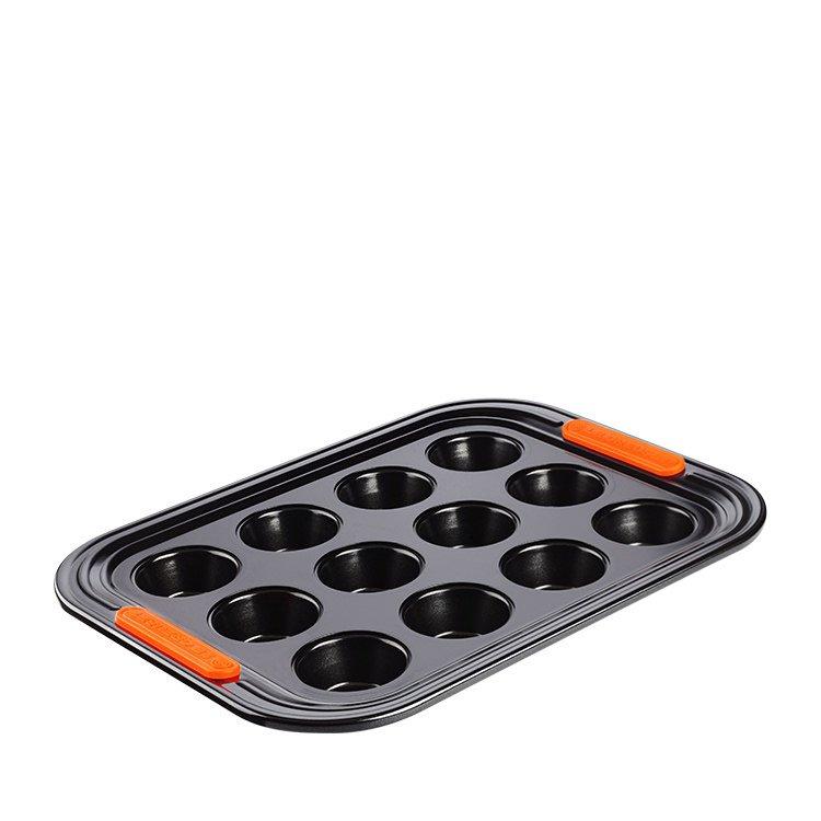 Le Creuset Toughened Non Stick Mini Muffin Tray 12pc