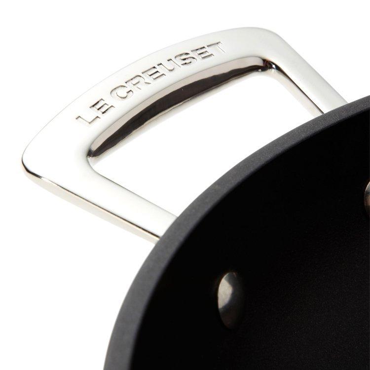 Le Creuset Toughened Non-Stick Shallow Casserole w/ Glass Lid 30cm - 3.5L