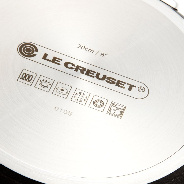 Le Creuset Toughened Non-Stick Shallow Frying Pan 20cm