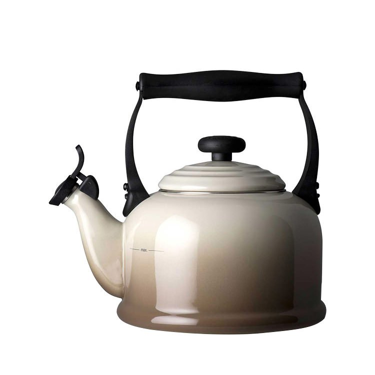 Le Creuset Traditional Kettle Nutmeg