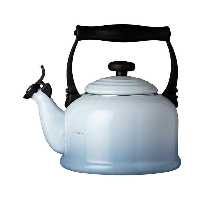 Le Creuset Traditional Kettle 2.1L Coastal Blue