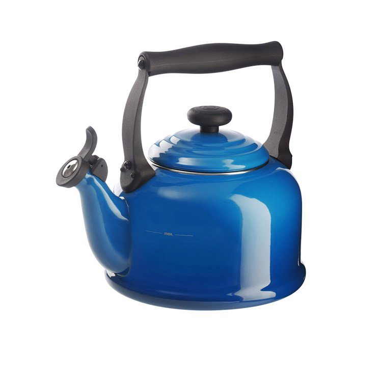 Le Creuset Traditional Kettle Marseille Blue