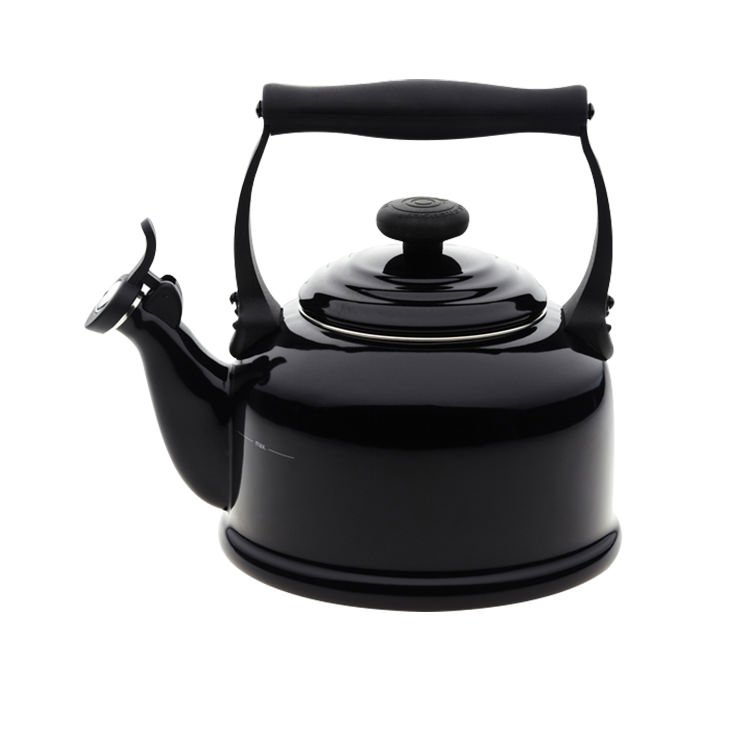 Le Creuset Traditional Kettle Satin Black