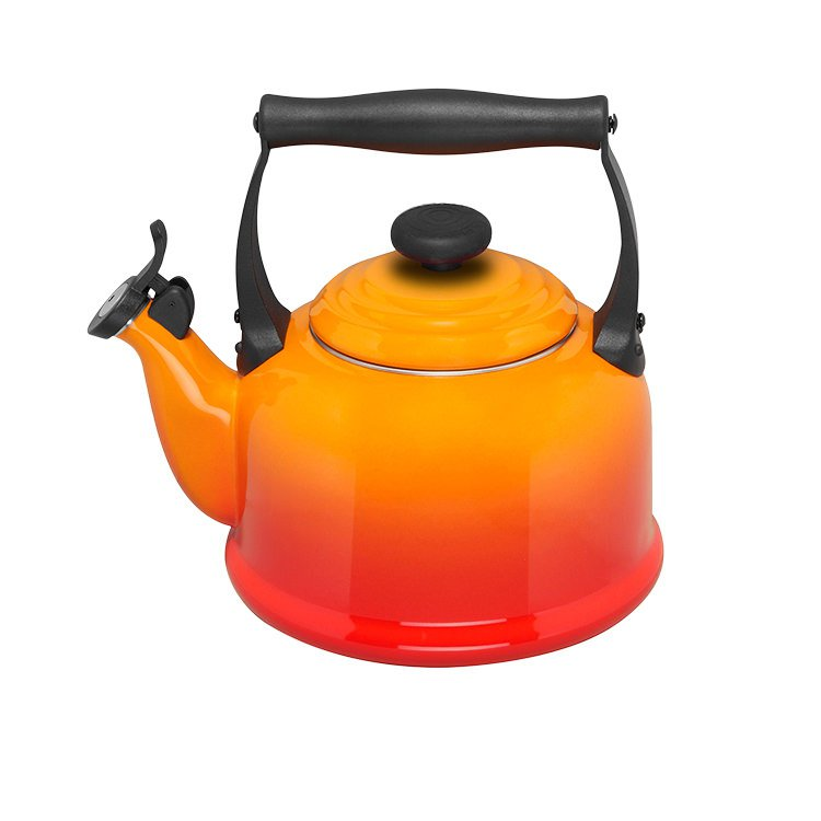 Le Creuset Traditional Kettle Volcanic (Flame)