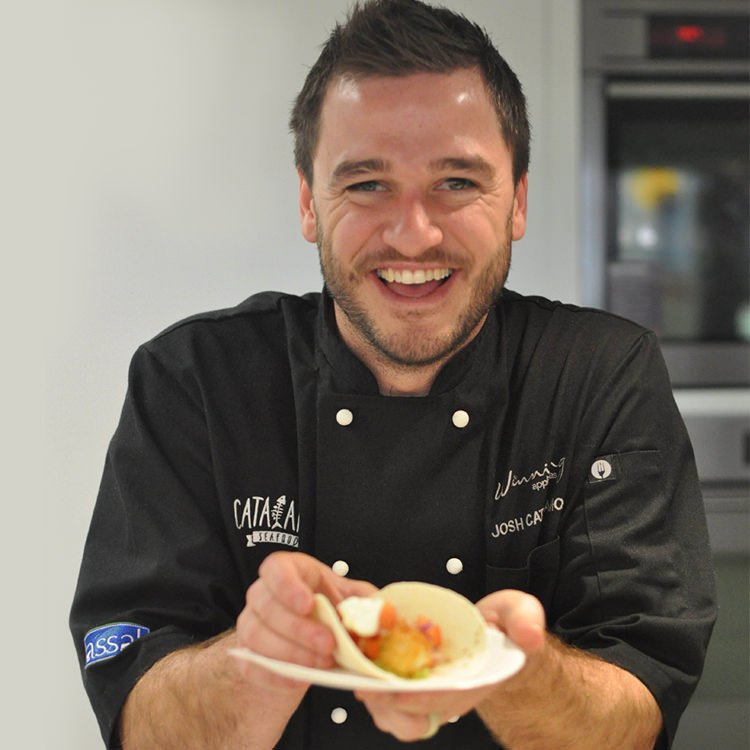 SOLD OUT Seafood Masterclass with Josh Catalano & Le Creuset, Osborne Park, 26 May 2018, 12pm-2pm