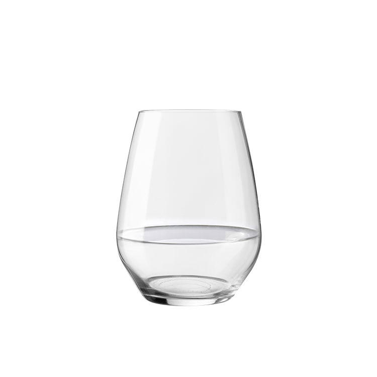 Le Creuset Water Tumbler Glass 415ml Set of 4