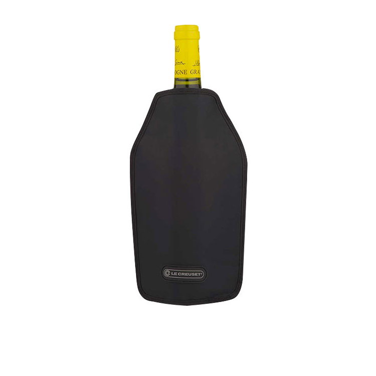 Le Creuset Wine Cooler Sleeve Black