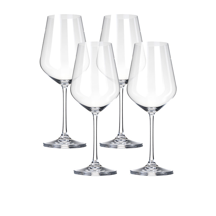Le Creuset Young Red Wine Glass 635ml Set of 4