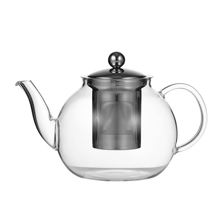 Leaf & Bean Camelia Teapot with Filter 1L