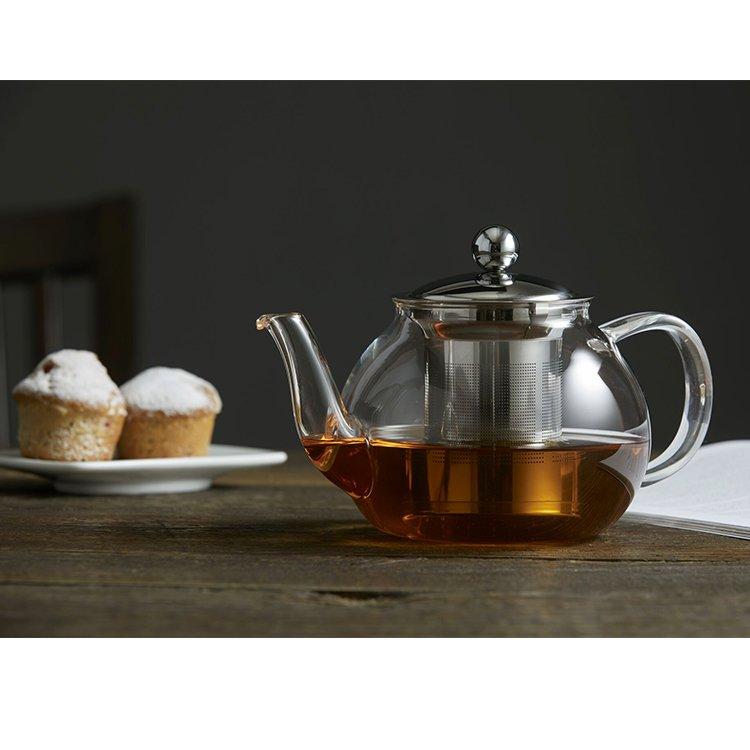 Leaf & Bean Camellia Teapot w/ Filter 800ml