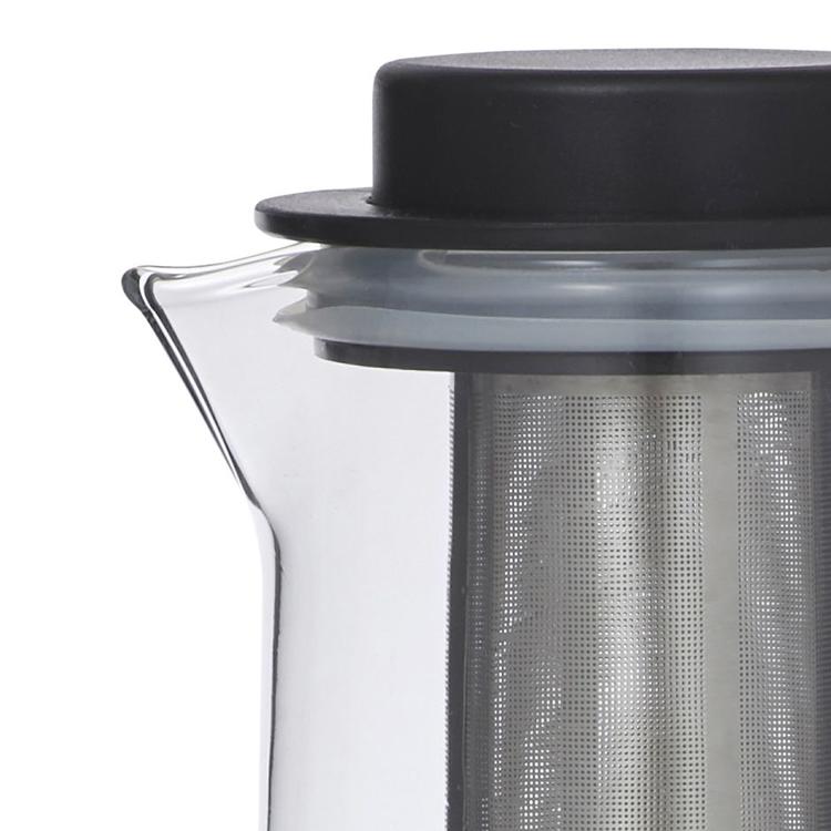Leaf & Bean Cold Brew/Ice Tea Infuser Flask