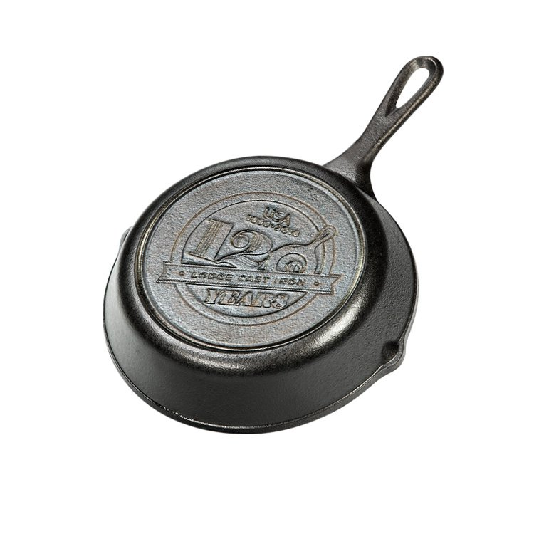 Lodge Cast Iron 120 Year Stamped Anniversary Skillet 25cm
