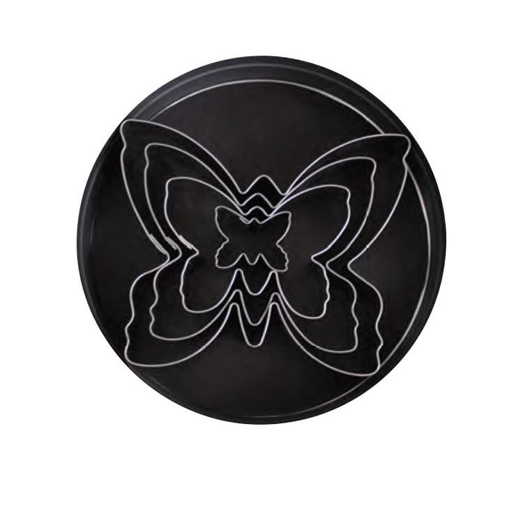 Loyal Butterfly Cookie Cutters Set of 4