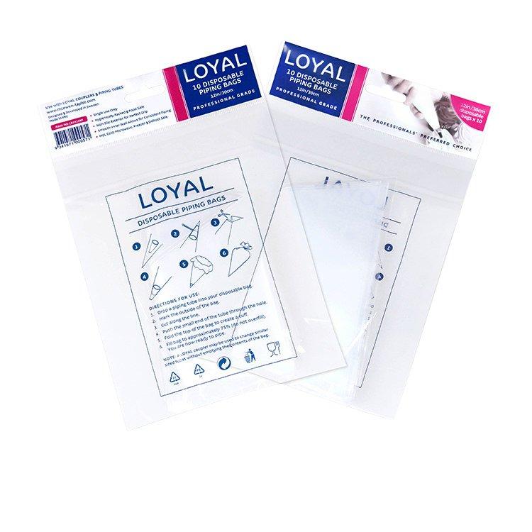Loyal Disposable Piping Bag 30cm 10pk image #2