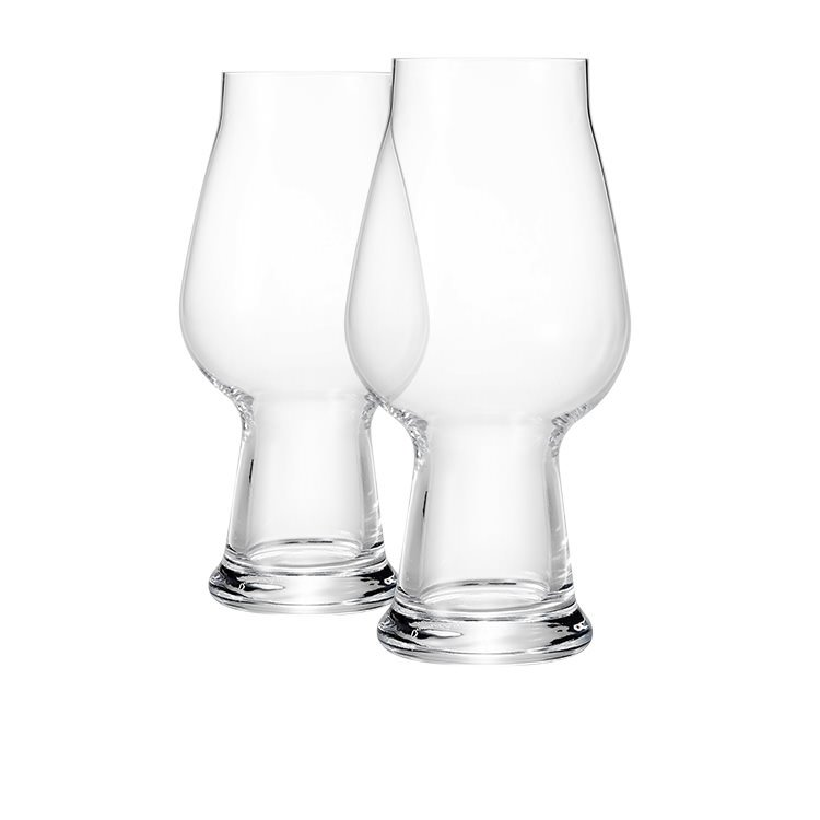 Luigi Bormioli Birrateque Pale Ale Glass 540ml Set of 2