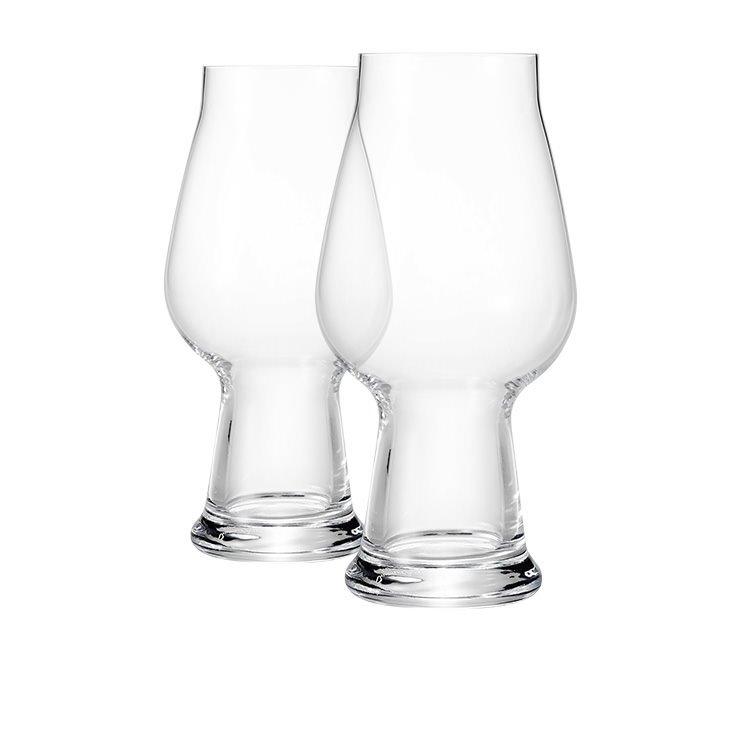 Luigi Bormioli Birrateque Pale Ale Glass 540ml Set of 2