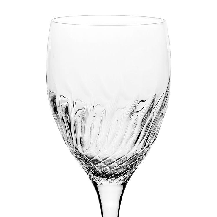 Luigi Bormioli Diamante Chianti Glass 520ml Set of 4