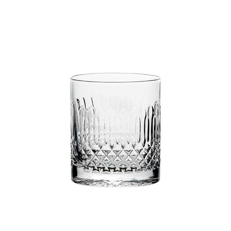Luigi Bormioli Diamante DOF Glass 380ml Set of 4