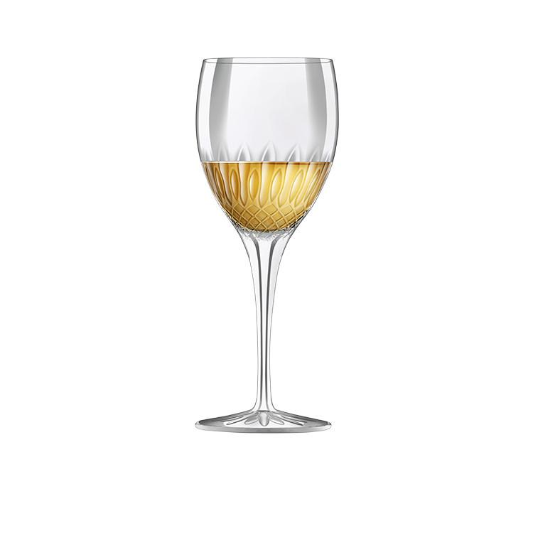 Luigi Bormioli Diamante Riesling Glass 380ml Set of 4 image #5