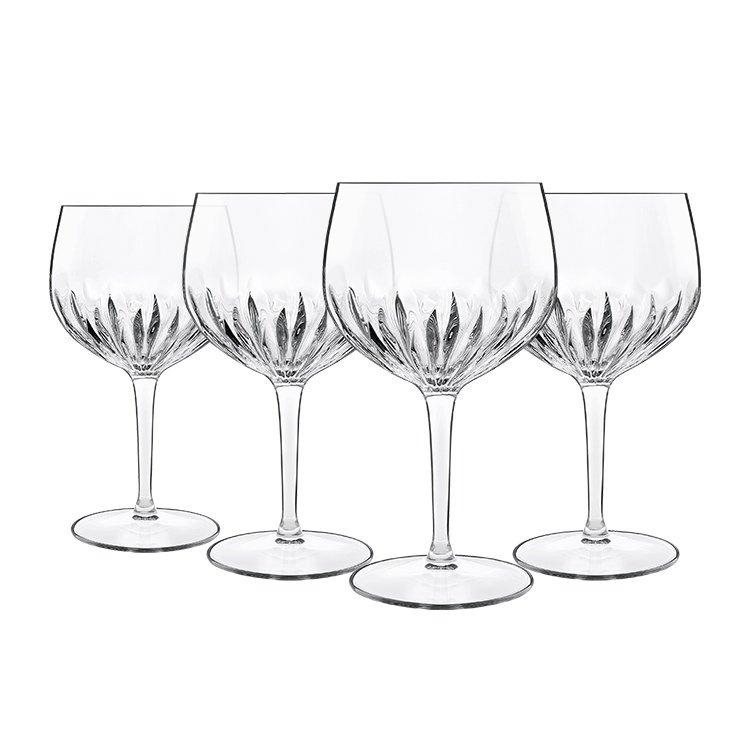 Luigi Bormioli Mixology Spanish Gin & Tonic Glass 800ml Set of 4