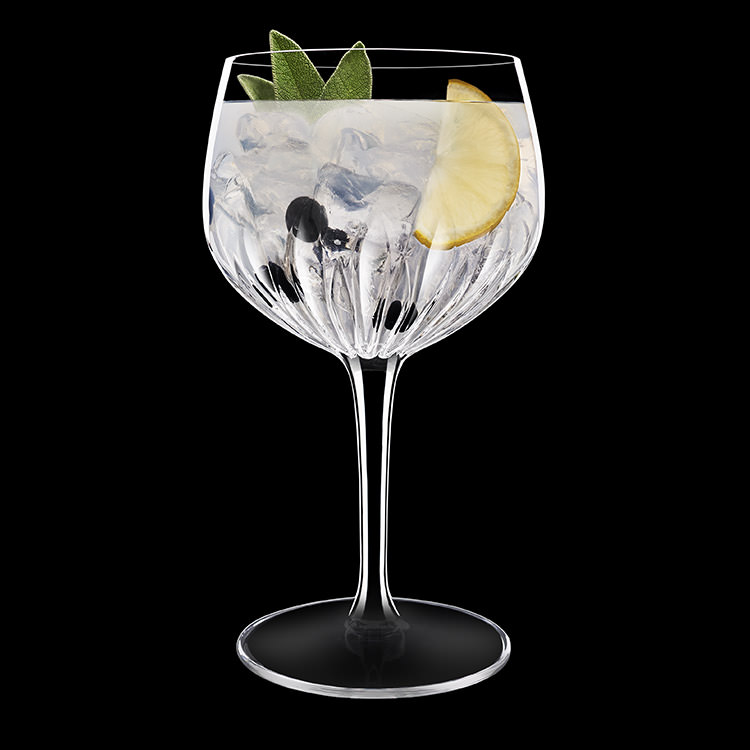 Luigi Bormioli Mixology Spanish Gin & Tonic Glass 800ml Set of 4