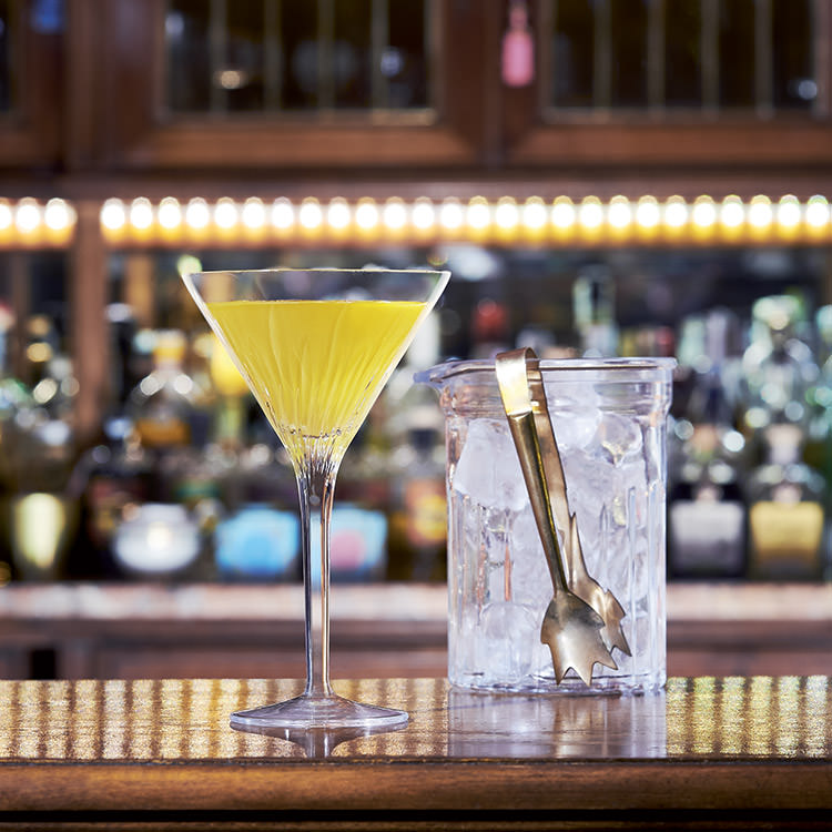 Luigi Bormioli Mixology Martini Glass 215ml Set of 4