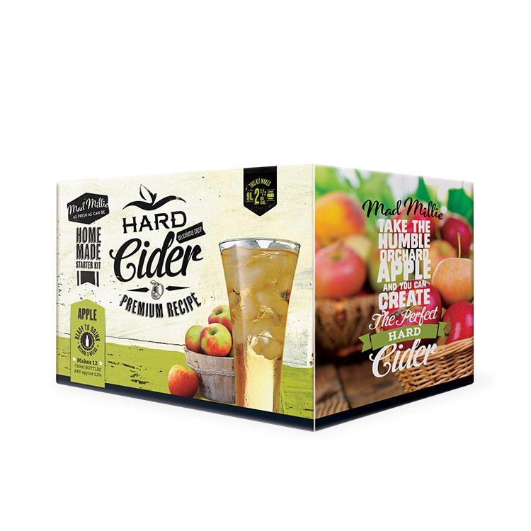 Mad Millie Cider Starter Kit