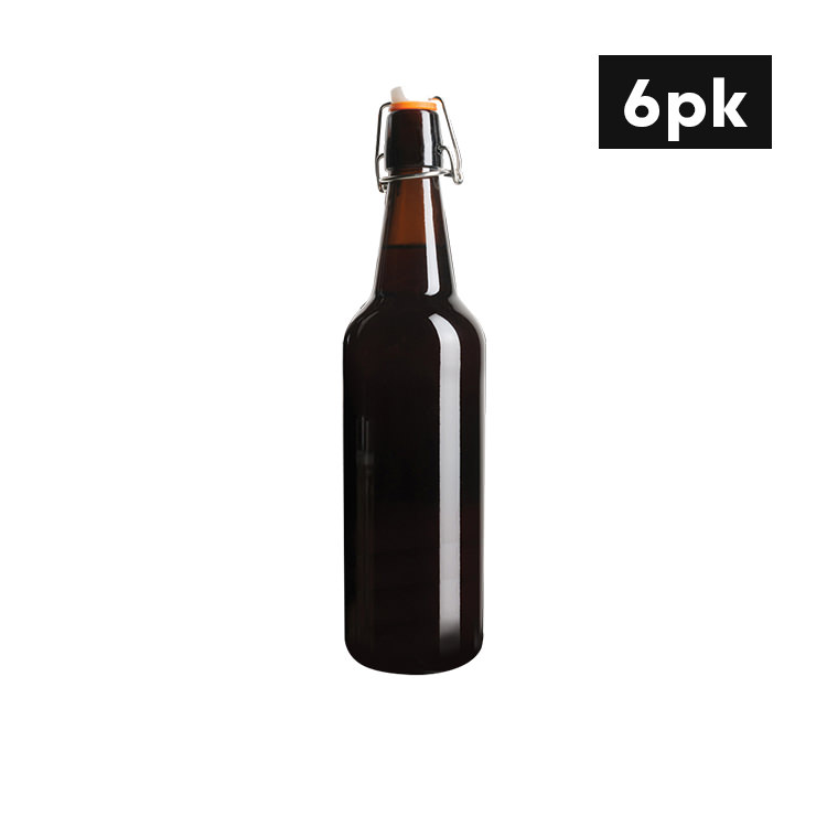 Mad Millie Flip Top Bottles 6pk