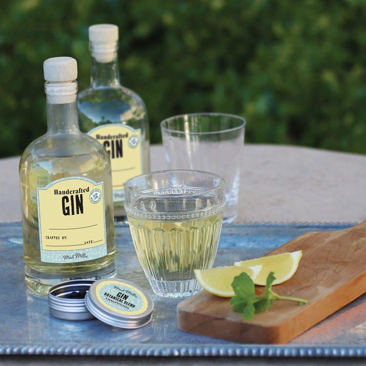 Mad Millie Gin Kit Botanicals