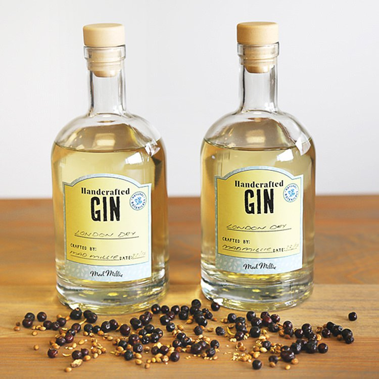 Mad Millie Gin Kit Botanicals