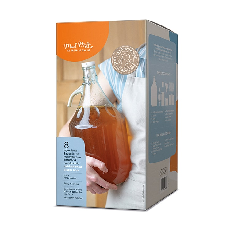 Mad Millie Ginger Beer Kit image #3