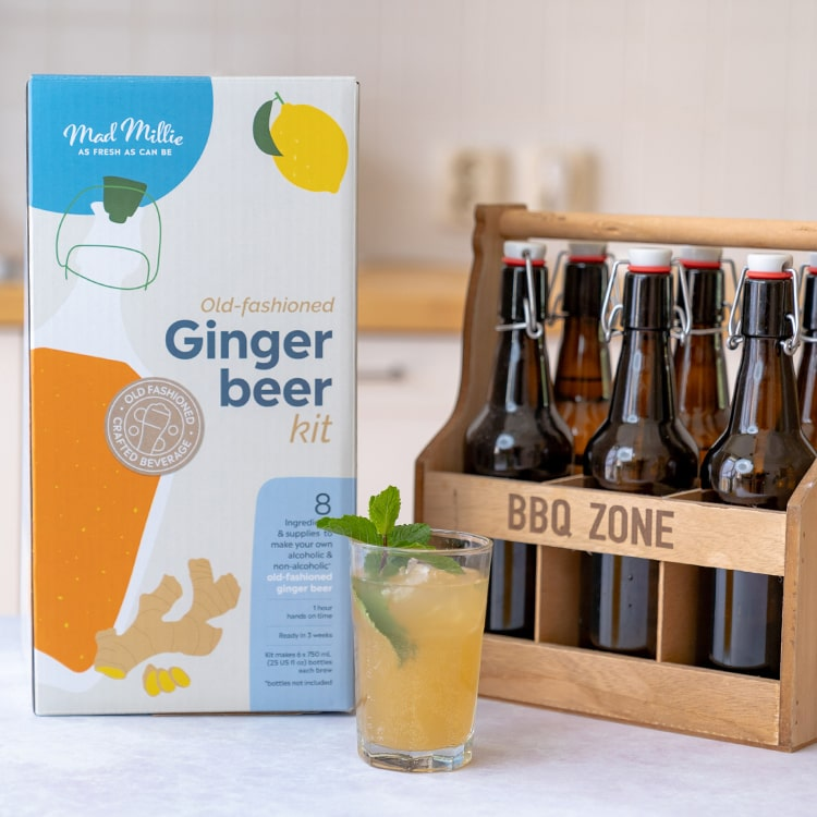 Mad Millie Ginger Beer Kit image #4