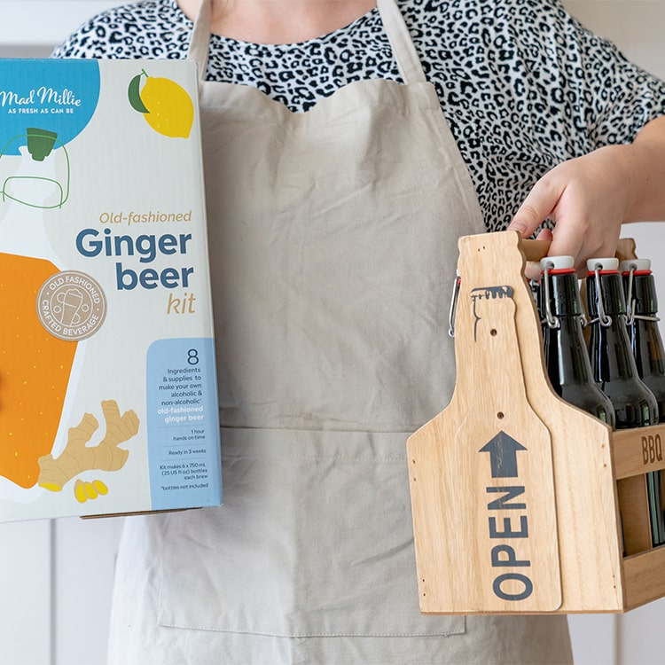 Mad Millie Ginger Beer Kit image #5