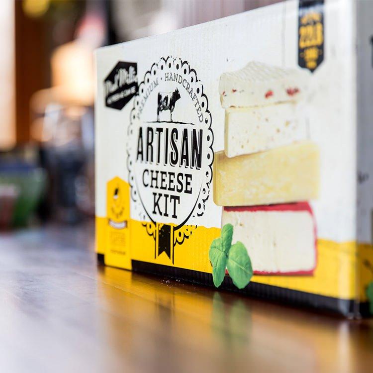 Mad Millie Artisan Cheese Kit