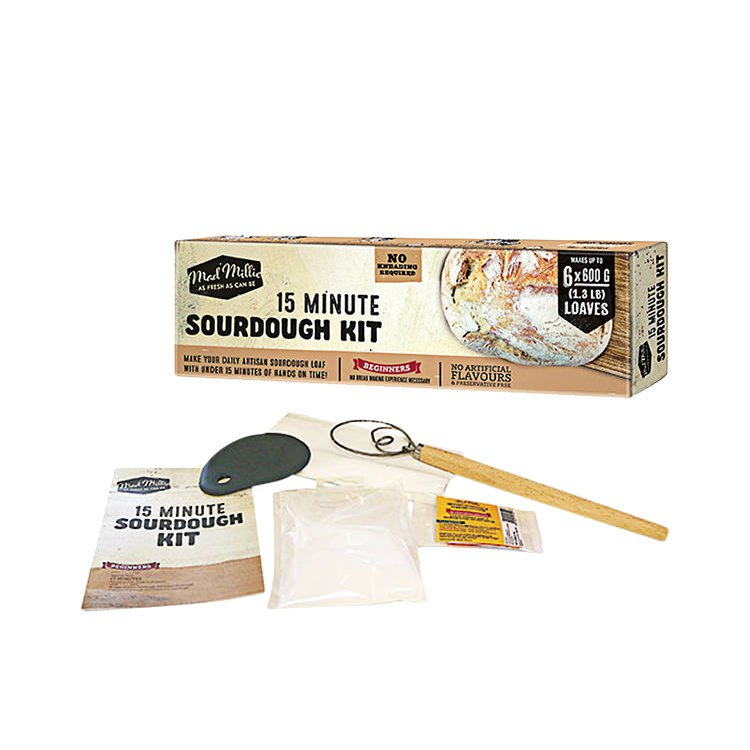 Mad Millie Sourdough Kit