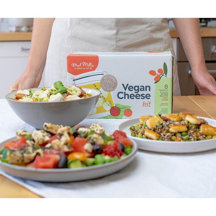 Mad Millie Vegan Cheese Kit