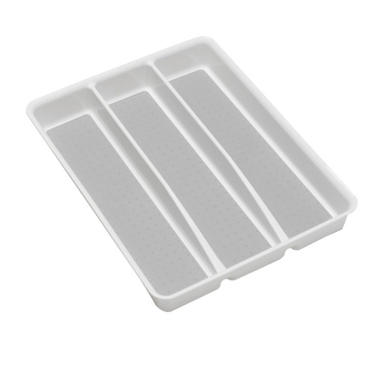 Madesmart Utensil Tray White