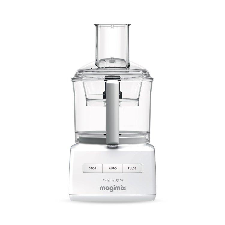 Magimix 5200 Food Processor White