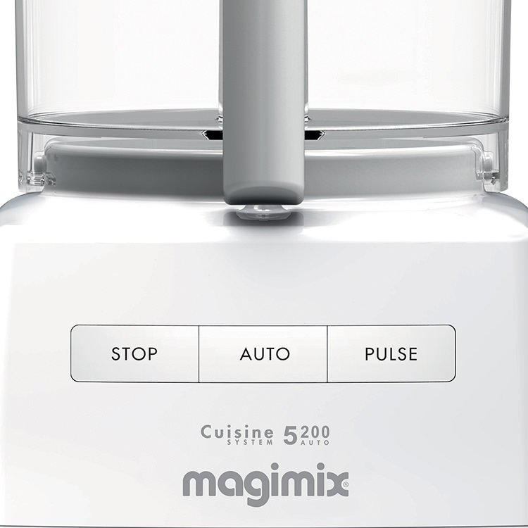 Magimix 5200 Food Processor White