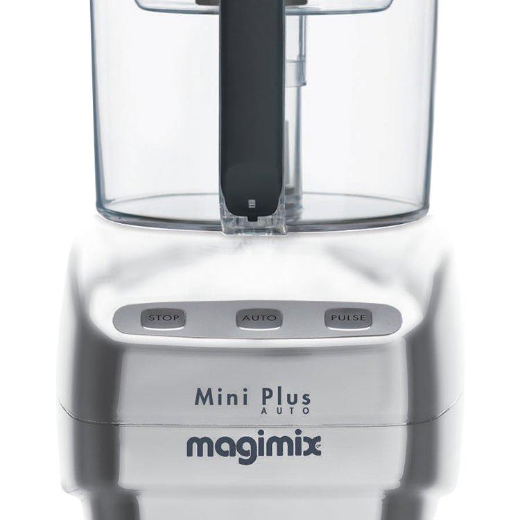 Magimix Le Mini Plus Matte Chrome