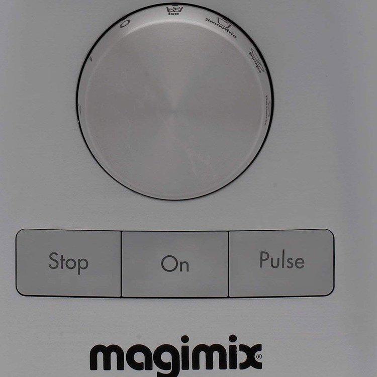 Magimix Power Blender Matt Chrome
