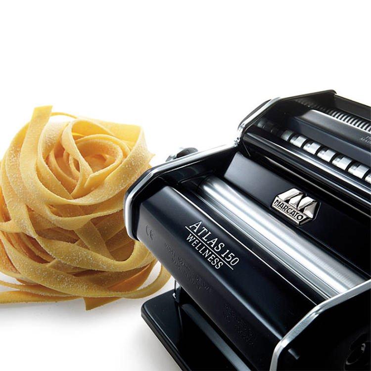 Marcato Atlas 150 Pasta Machine Black image #5