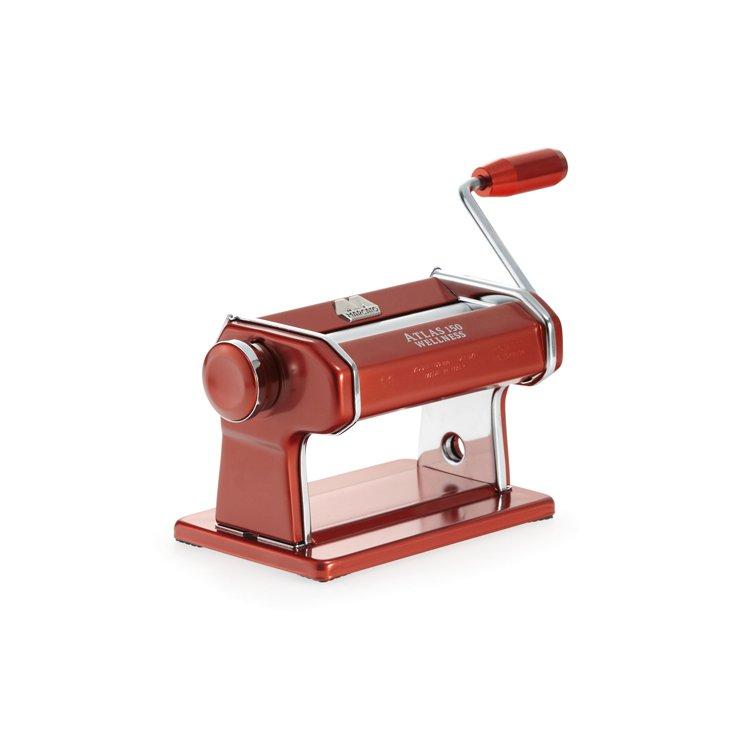 Marcato Atlas 150 Pasta Machine Red