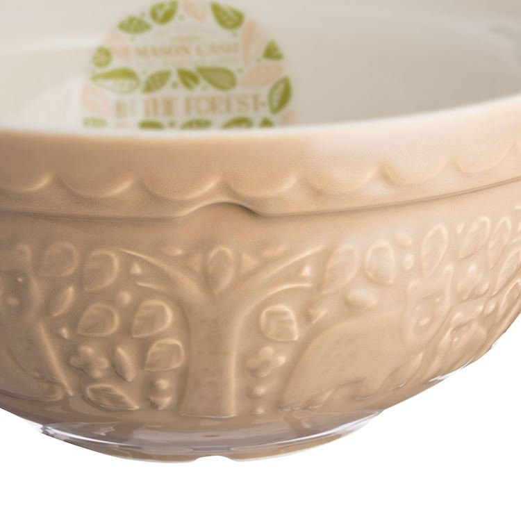 Mason Cash In The Forest Bear Cane Mixing Bowl 24cm